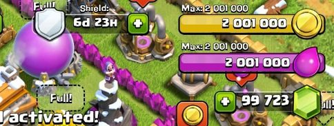 clash of clans money and gems hack